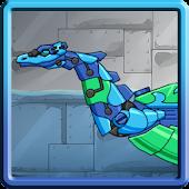 Deep Plesio - Dino Robot