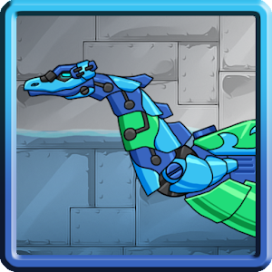 Deep Plesio – Dino Robot for PC and MAC
