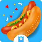 Cooking Game - Hot Dog Deluxe icon