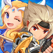 Free Sword Fantasy Online - 2D Anime MMO Action RPG APK for Windows 8