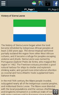 Sierra Leone History - náhled