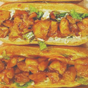 CCC Chicken K-Food Sandwich
