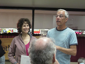 Photo: Bena Silber, Ed Berkel