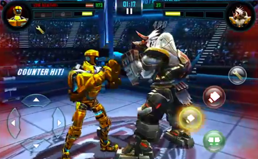 Real Steel Game Mod Apk
