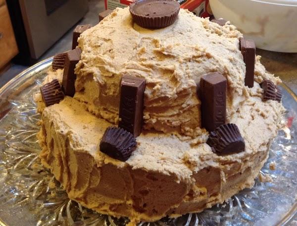 Michelle's  Favorite Chocolate Mayonnaise Cake Recipe