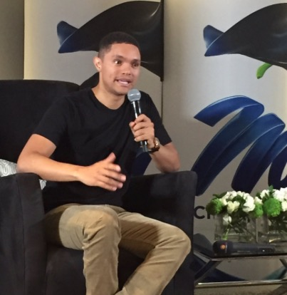 Trevor Noah has a local TV show in the works