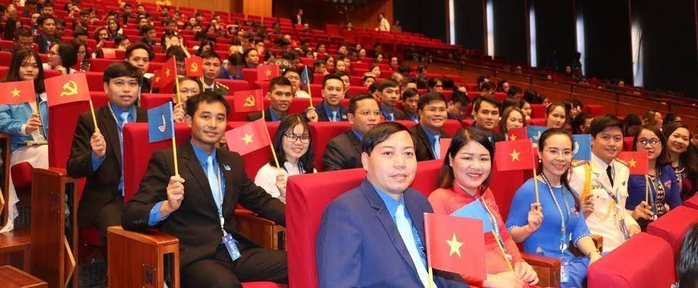 Đoàn Đại biểu Nghệ An tham dự Đại hội Hội LHTN Việt Nam khóa VIII