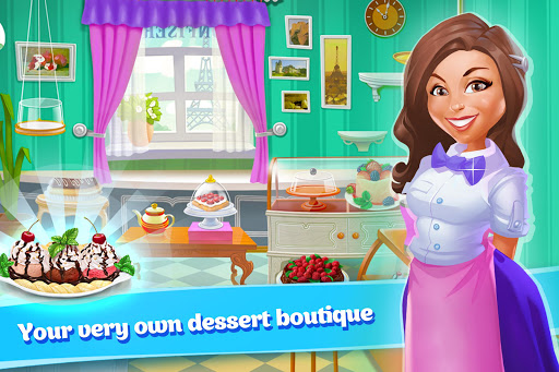 Bake a cake puzzles & recipes for PC