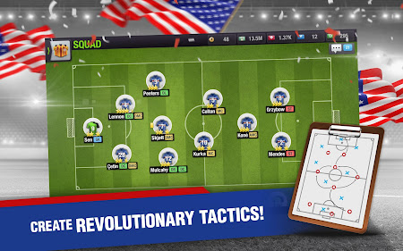 Top Eleven 2018 -  Be a Soccer Manager 7.2 screenshot 2092788