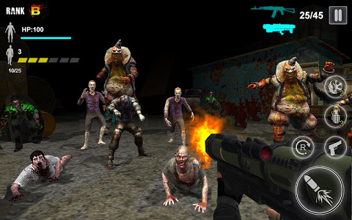 Zombie Shooter - Survival Games  screenshots 7