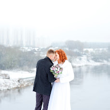 Wedding photographer Anna Evstrat (evstrataa). Photo of 21.01.2018