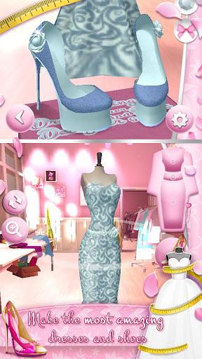 Wedding Dress Maker and Shoe Designer Games 4.2.0 screenshots 1