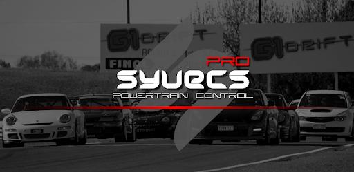 Syvecs Pro - The Syvecs Bluetooth Module App