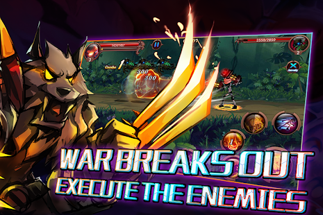 Sticks Legends-Ninja Warriors(Dreamsky)- screenshot thumbnail