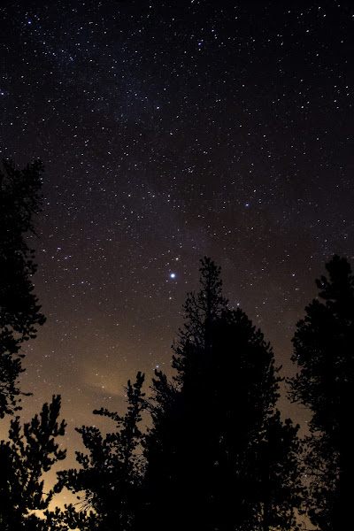 Photo: The last of my star photos from this past weekend camping.