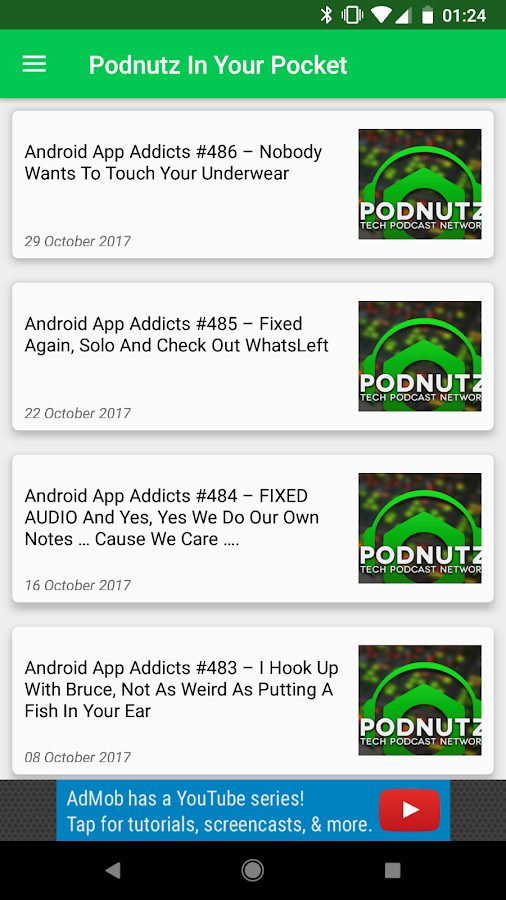 Podnutz In Your Pocket- screenshot