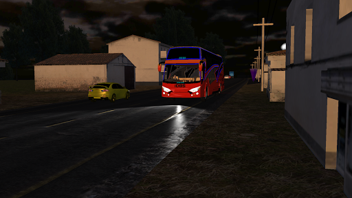 IDBS Thailand Bus Simulator 1.1 screenshots 2