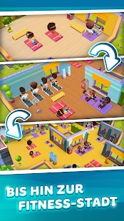 My Gym: Fitnessstudio-Manager Screenshot