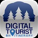 Digital Tourist BH Itinerary icon