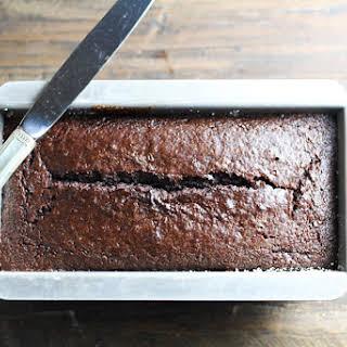 Chocolate Zucchini Bread {using almond flour}.