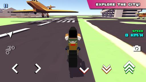 Blocky Moto Racing ud83cudfc1 screenshots 7
