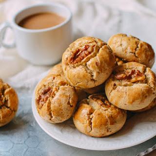 Chinese Walnut Cookies
