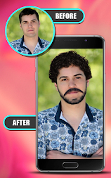 Smart Hair Style-Photo Editor APK screenshot thumbnail 8