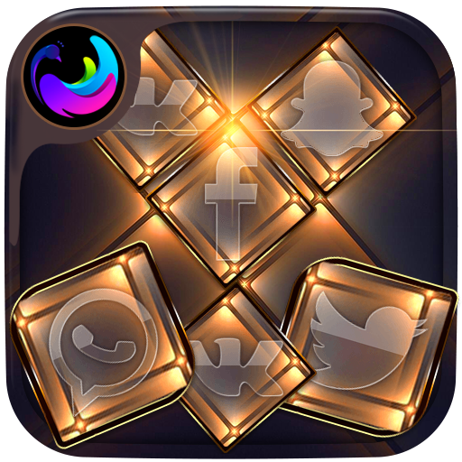 Crystal Light Launcher Theme