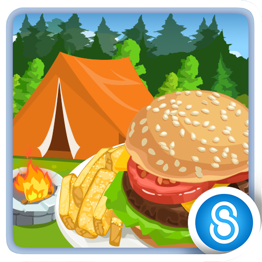 Restaurant Story: Summer Camp Icon