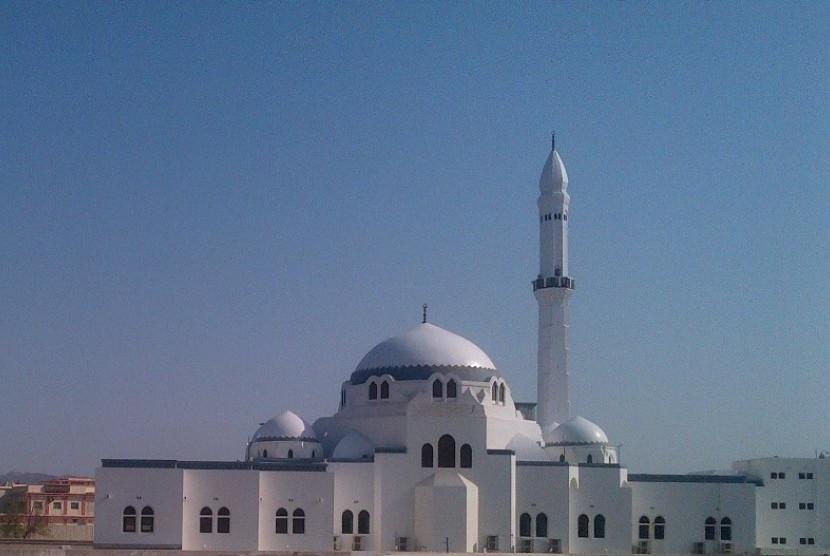 Masjid Jummah, Madinah, Saudi Arabia
