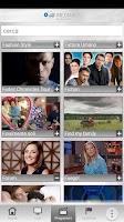 Screenshot of Mediaset on demand