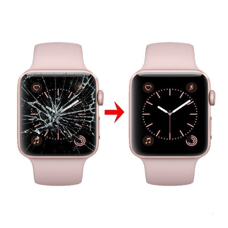 Thay mặt kính Apple Watch Series 1 Uy tín - Giá rẻ