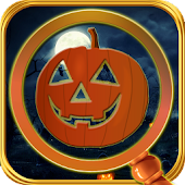 Halloween Hidden Object