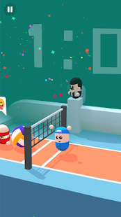Download Dunk Beans Hole 3D Color - Hyper Casual Game For PC Windows and Mac apk screenshot 2