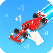 Formula Clicker - Idle Racing Business Tycoon Game