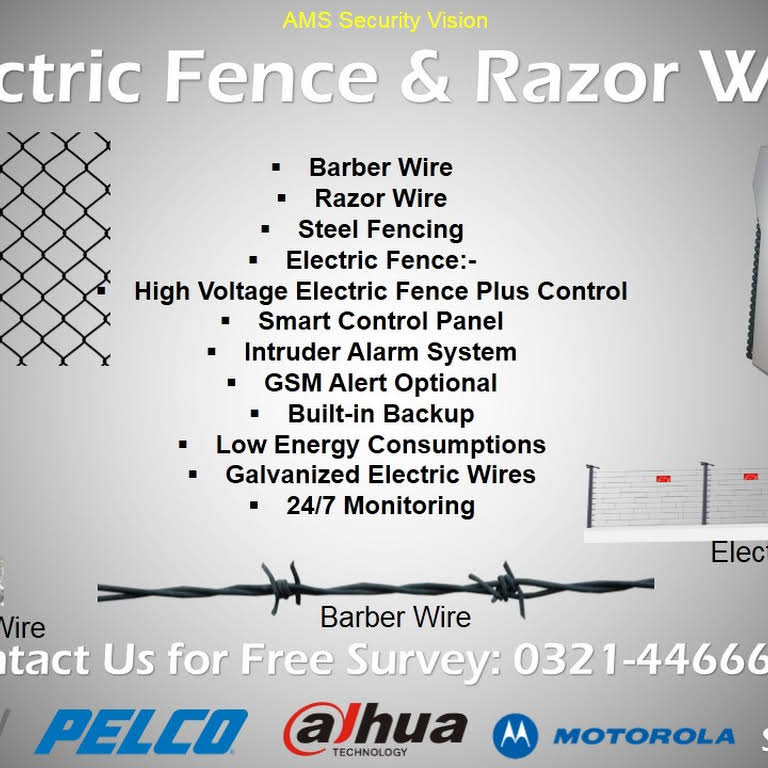 Amazing Electric Fence Razor Wire Lahore Corporate Office In Lahore Wiring 101 Vieworaxxcnl