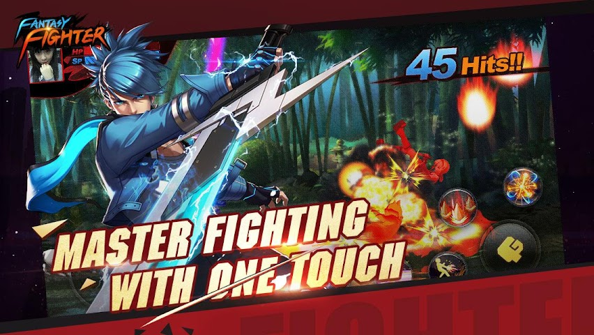 android Fantasy Fighter Screenshot 0
