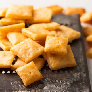 Cheese Crackers.