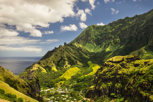 Explore the Marquesas of French Polynesia by day and return to the luxury of your Ponant ship in the evening.