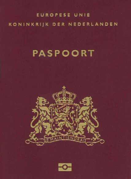 Dutch passport holders