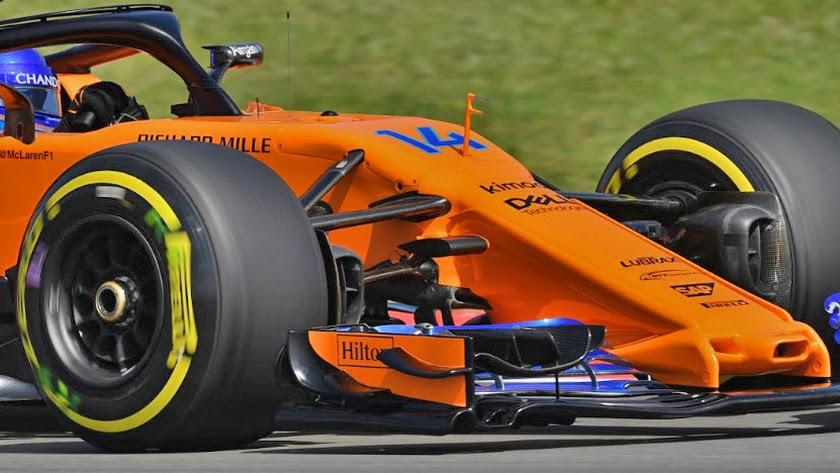 Hoy ha comenzado el GP de España de F1