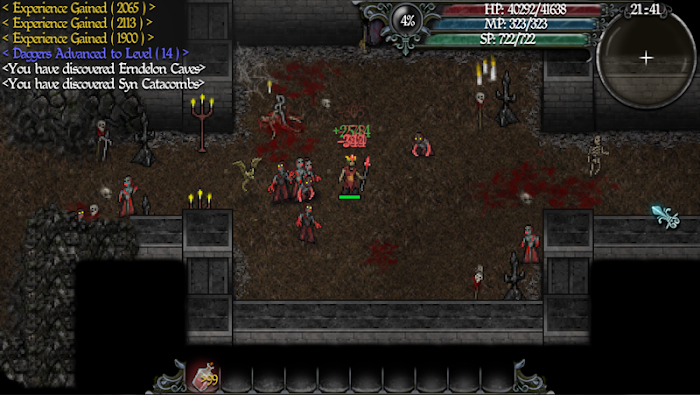 9th Dawn II 2 RPG- screenshot