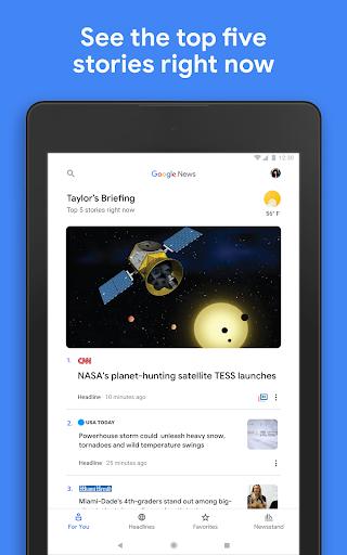 Google News 5.3.0 screenshots 9