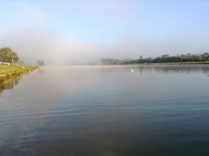 Photo: brume du matin