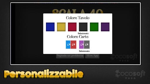 Scala 40 - Giochi di carte Gratis 2020 1.0.3 7