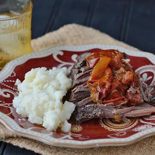 Instant Pot Granny's Italian Beef
