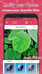 Mini for Instagram™ ~ Mini IG ❤️  Apk Download for Android 2