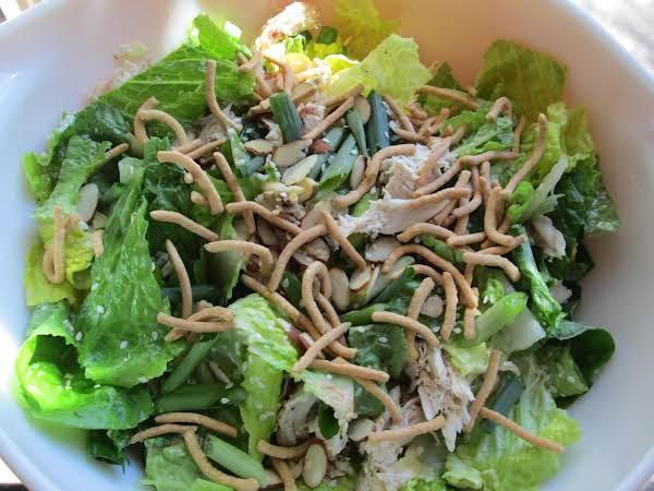 Chow Mein Chicken Salad