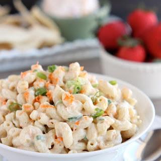 The BEST Macaroni Salad.