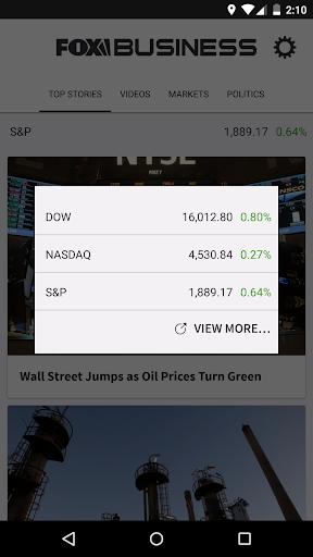 FOX Business screenshot 2